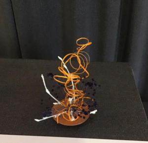 Class 1 Give us a twirl 3rd place Jean Warren web